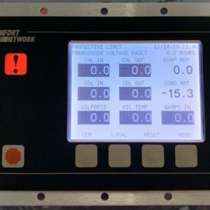 Modulo de control ICVC para Carrier 19XR